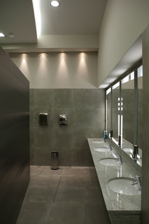 Commercial: Bathrooms